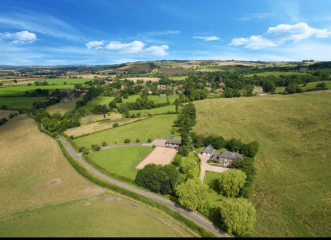 Private annex in country house, Lincolnshire Wolds