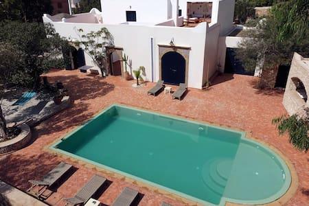 Villa les Oliviers avec piscine - Essaouira