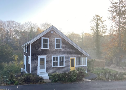 Fathom : Eco-friendly home in Woods Hole.