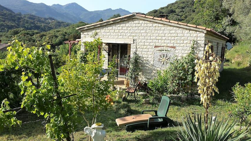 gîte région d'Ajaccio - Forciolo - Rumah