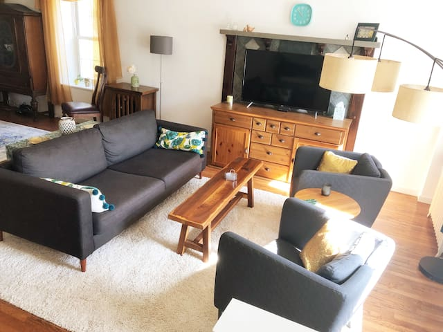 2 Cozy Bedrooms in Lovely Manayunk Home