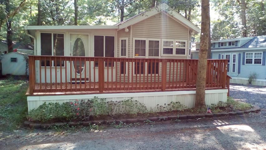 Egg Harbor River Resort: Lot 59