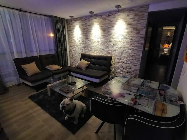Apartamento acogedor a las salidas de Bogotá