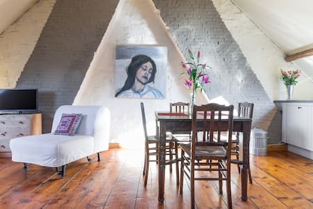 Cosy appartment in the heart of the city - Gent