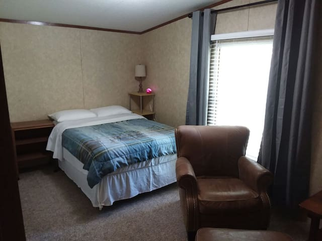 ROOM #1. Humble Home on Meadow Lane