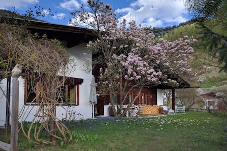 Otto Handle Haus, 170 m² auf 2 Etagen i Gartenland - Ried im Oberinntal - Haus