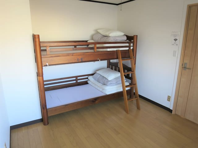 Female Dormitory in Tokushima central (2people)
