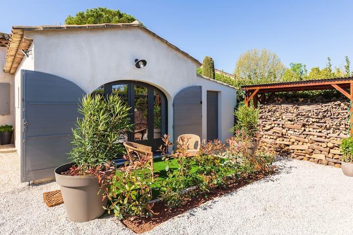 gite situé dans Maison de Charme à St Rémy