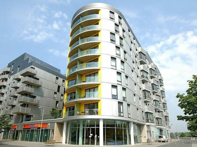 Spacious City Centre 1 Bedroom Flat - Reading - Apartment