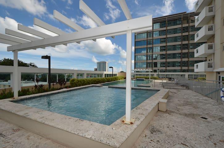 Perfect Corporate Rental in the Heart of Hato Rey - San Juan - Condominio