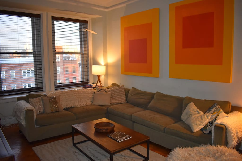 Bk Spacious Sunny 4 Bedroom Apartment Apartments For