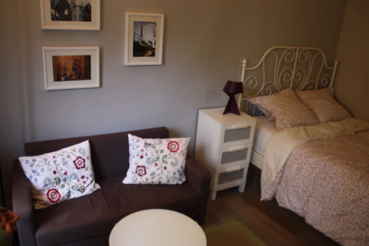 Charming studio, near Louvre: LAST MINUTE PRICE - Paris - Wohnung