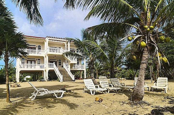 Belize Beach Condos - Hopkins - Condominium