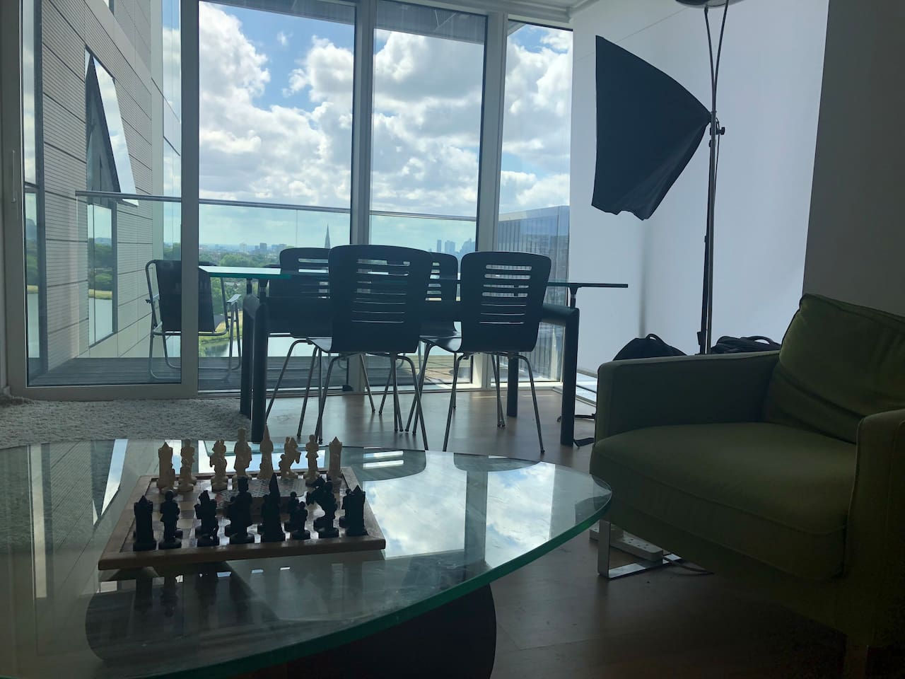 Chess with a view!