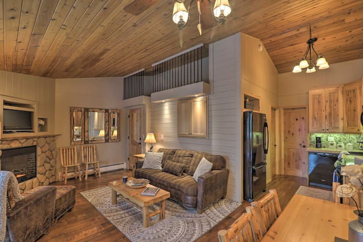 NEW! Lakeside Condo - 7 Mi to Whitefish Mtn Resort