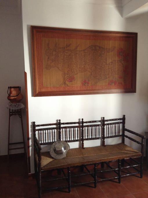 Detalle galería (rural hotel)