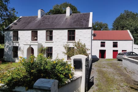 Traditional Galway Farmhouse