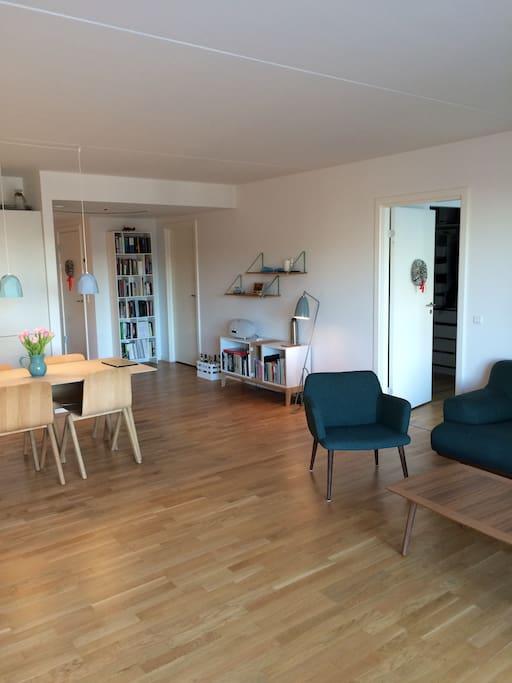 Living room-Kitchen 2