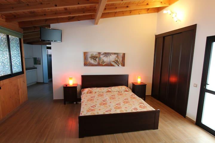 Bedroom, Studio