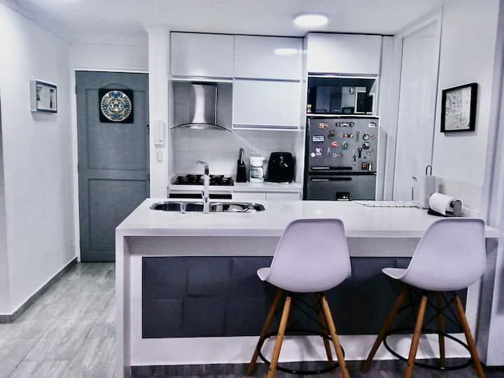 Moderno y acogedor apartamento en Cali