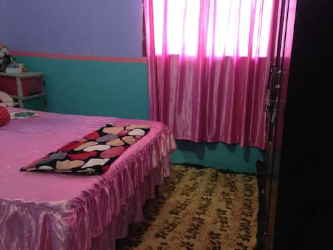 Simple and cute room in Tidore