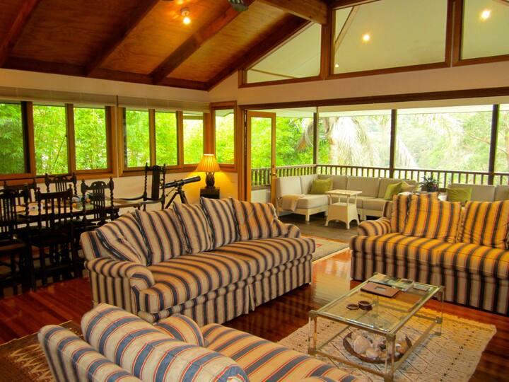Modern Home in Leafy Parkland.  Bedroom 2.