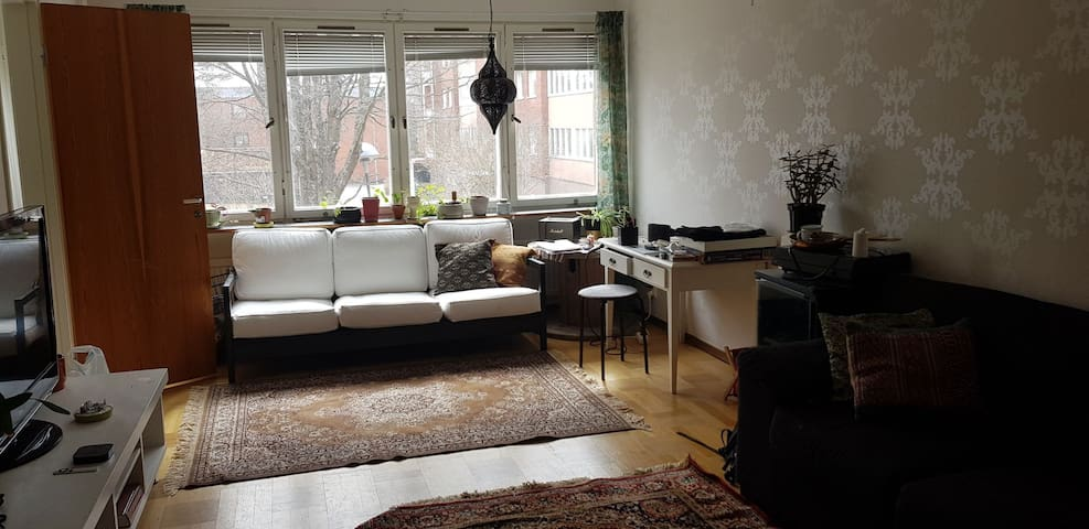 Apartment close to the hospital, IKSU and campus