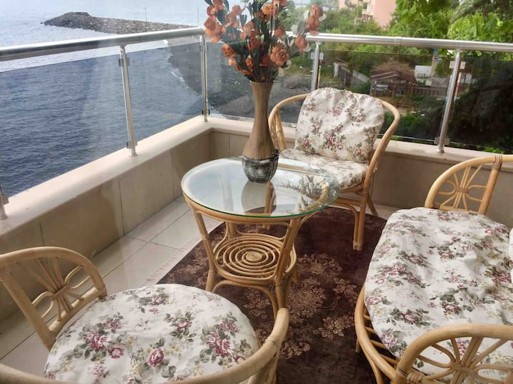 Trabzon My Whıte House 3+1 Flat With Sea View