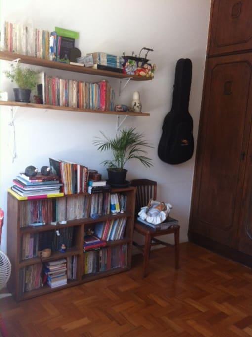 Quarto - armário embutido