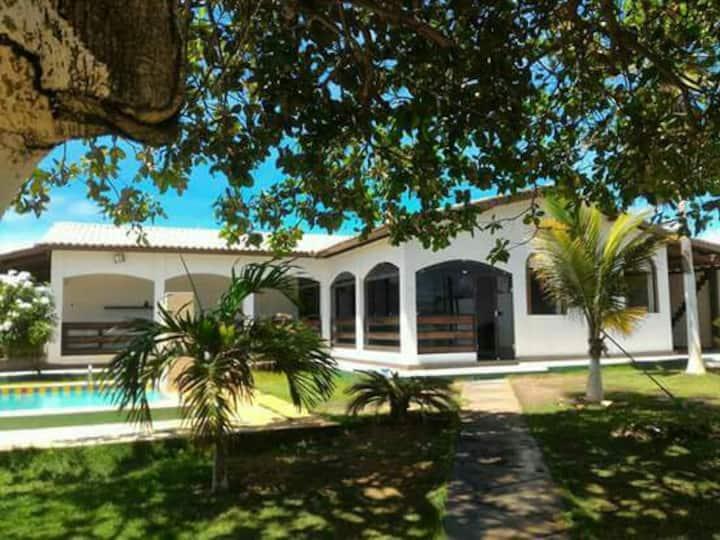 Casa Rustica na Praia do Rubalo