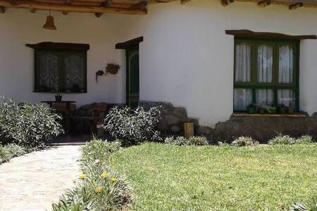 Casa con encanto-San Carlos, Salta