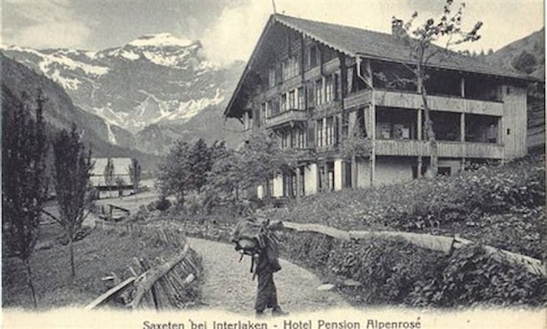 170 Year Swiss vYntage Chalet, Food provided.
