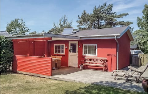 Holiday cottage with 1 bedroom on 30m² in Nexø