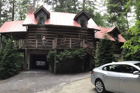 Tree House in Highlands-short walk to Main Street - Highlands