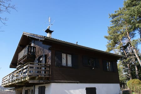 Chalet du Vernet - Gruffy - House