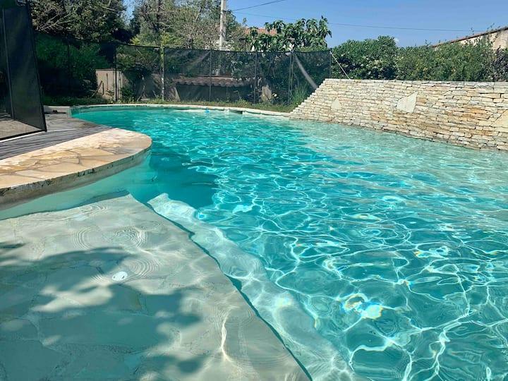 Villa BULY, 4 chambres Vue Mer avec Piscine