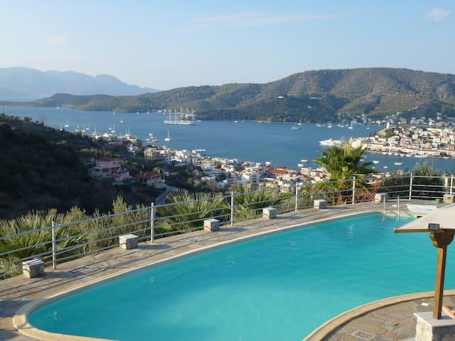 Villa Moewenblick - Seagulls'view Galatas/Poros - Nisi