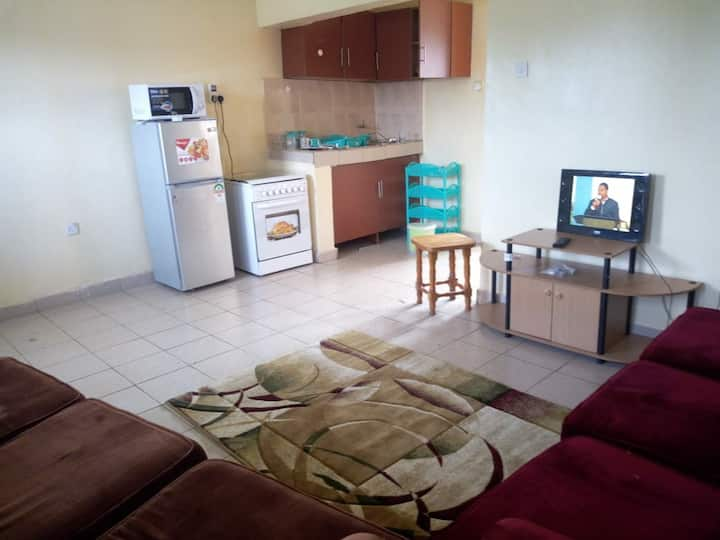 One bedroom apartment in Juja gatedThika super hwy