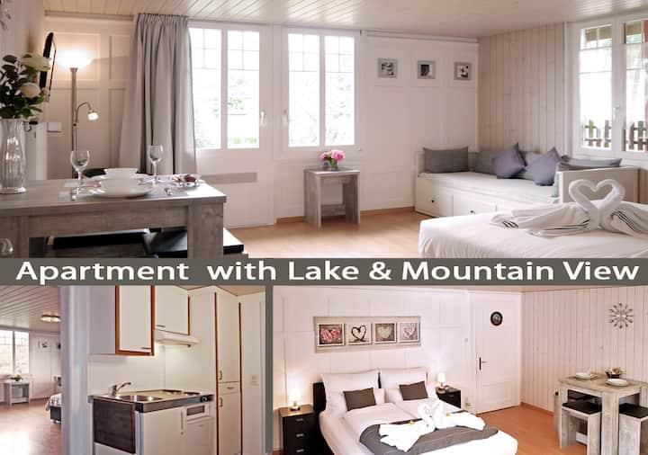 Chalet Maria Interlaken - Swiss Apartment No.1