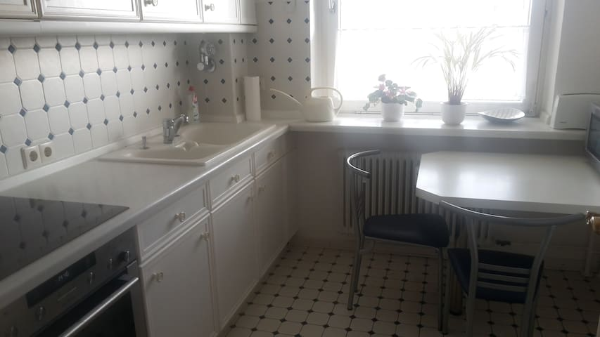 Nice apartment near to city and fairground - Hannover - Apartment