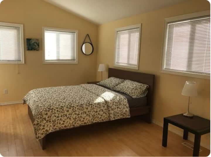 Cozy private guest suite 1 room  PanAm Grant Park