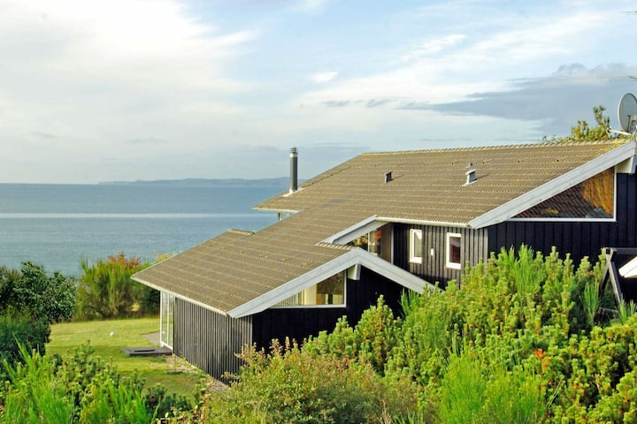 Luxurious Holiday Home in Ebeltoft with Sauna