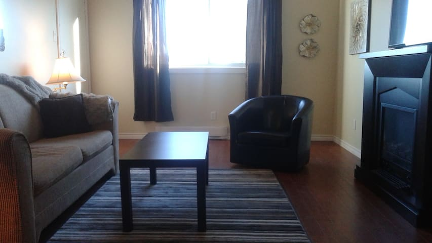 modern renovated 2 bdrm apt in old Saint John - Saint John