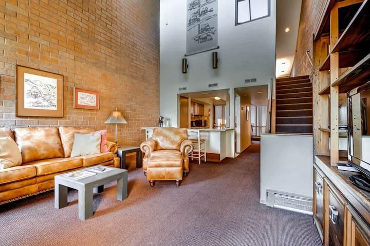 2 bedroom Park Ave Condo (327) - Park City - Wohnung