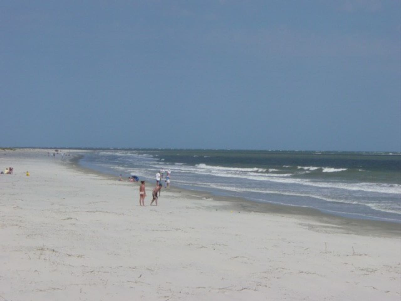 Step your door for access to Fripp Island's BEST BEACH!