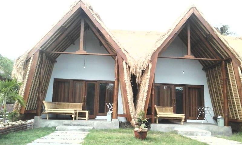 Palmgreenhomestay bamboo - Pujut