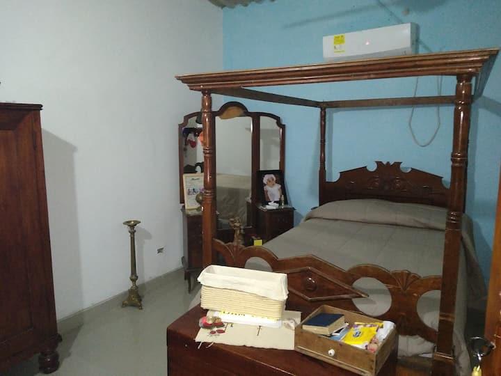 Casa museo colonial afueras de Mompox Bolivar.
