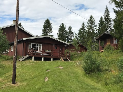 Overlandshaug - lovely country home