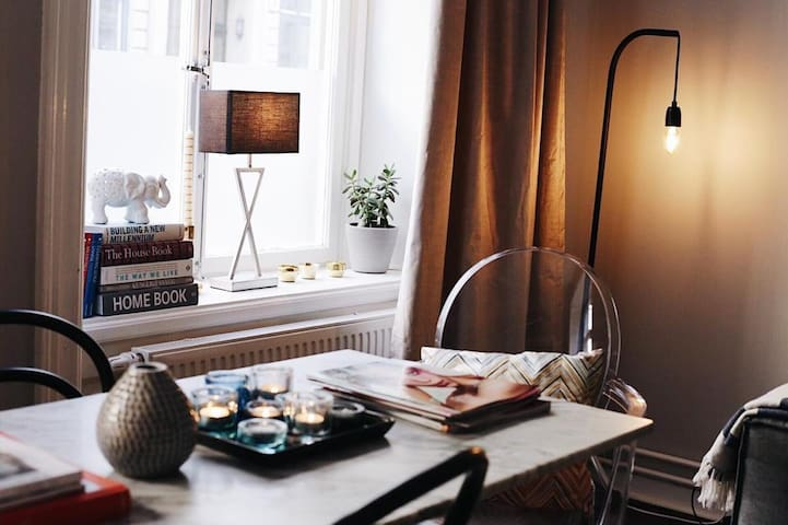 Perfect 1-bedroom in the heart of Stockholm
