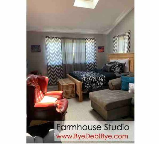 Farmhouse Studio